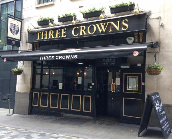 Bars Near Piccadilly Circus >> Good Traditional Pub Near Piccadilly Circus Review Of Three