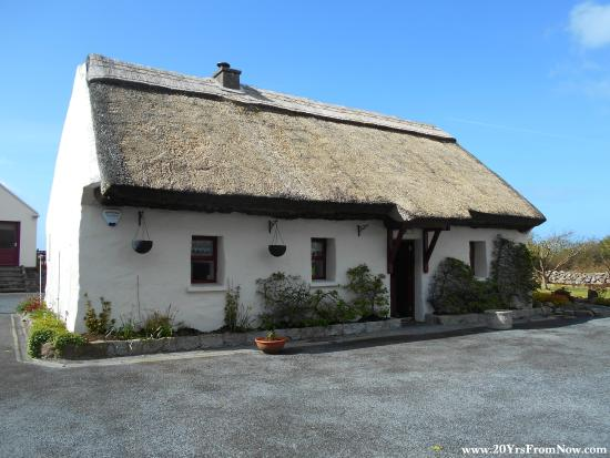 Cloch na Scith Thatched Cottage: Cloch na Scith B&B