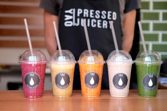 YAO Pressed Juicery