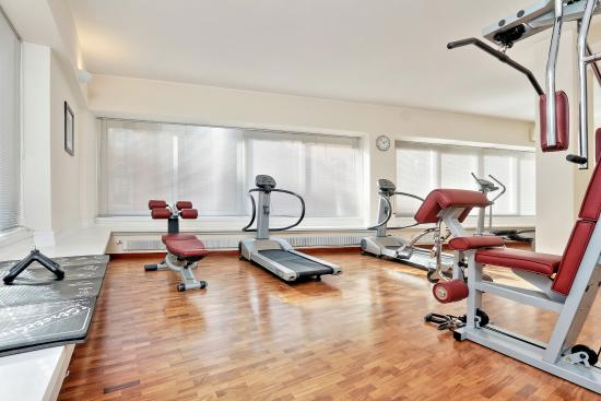 Residenza dell'Olmata: Fitness