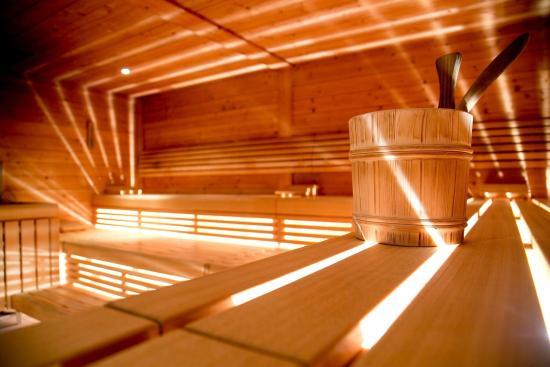 Sauna in Sportpark Freilassing
