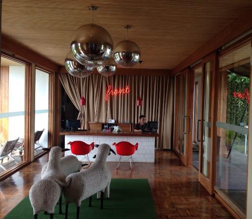 Nice Thematic Hotel Room Picture Of Maja House Bandung Tripadvisor