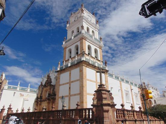 Metropolitan Cathedral of Sucre