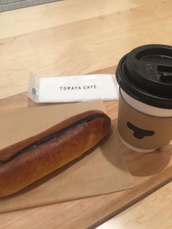 Toraya Cafe An Stand Shinjuku