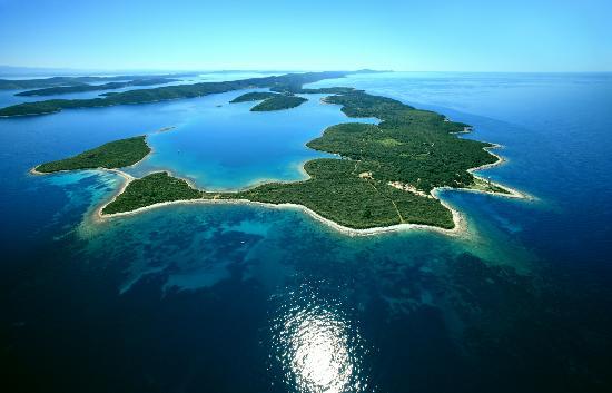 Kroatien: Pantera Bay, Dugi otok