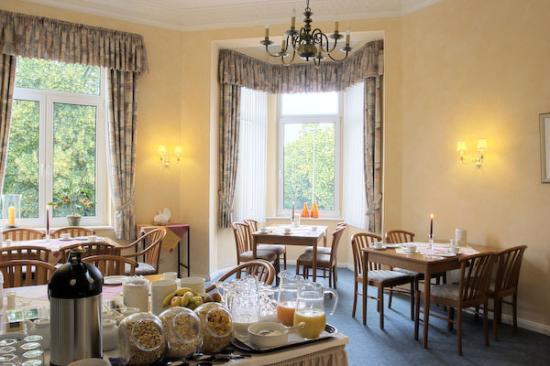 Hotel An der Altstadt: Frühstücksraum