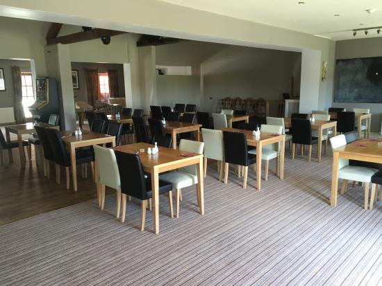 Bromyard, UK: Restaurant