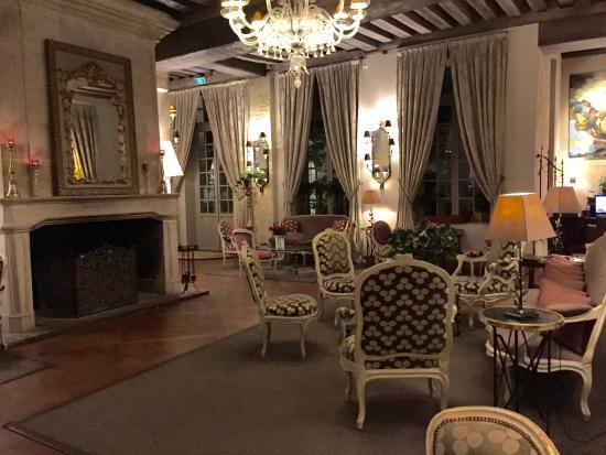 Hotel d'Aubusson: Hotel Lounge