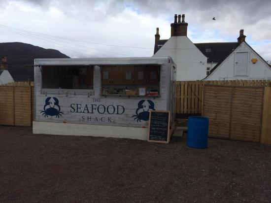 The Seafood Shack: The shack