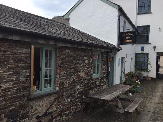 Όκχαμπτον, UK: The Victorian Pantry Tearooms