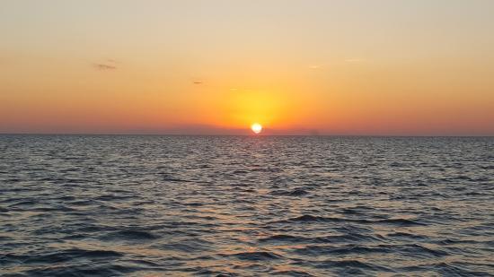 Caye Caulker, بليز: Beautiful Sunset