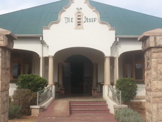 Bronkhorstspruit, Sudáfrica: Ingang!