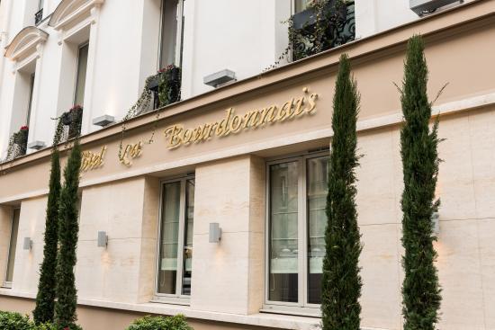 Hotel La Bourdonnais  Paris  France