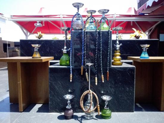 Best hookah in hsr layout picture of canopy flavours