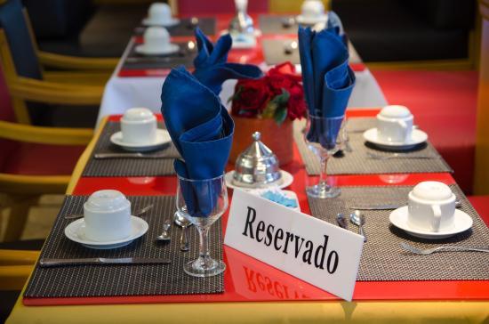 Da Vinci Hotel & Conventions: Restaurante