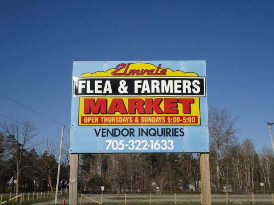 ‪Elmvale Flea and Farmers Market‬