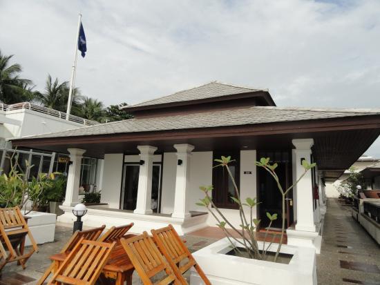 The Island Resort and Spa: тот самый бунгало с видом на океан