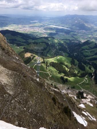 Moleson, Ελβετία: Le Sommet