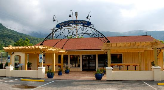 Lake Lure Welcome Center