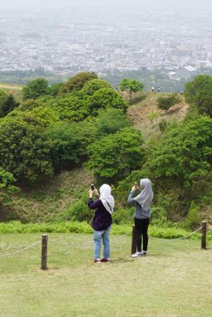 Kasuga Taish Sinen Manyo Botanical Garden