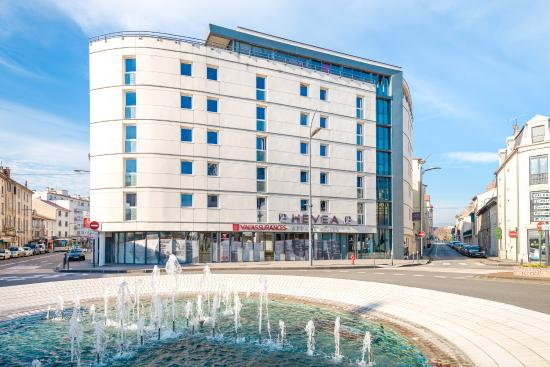 Hevea appart hotel prices reviews valence france for Appart hotel vienne france