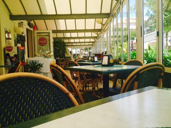 Hotel Ginevra : terrazza bar