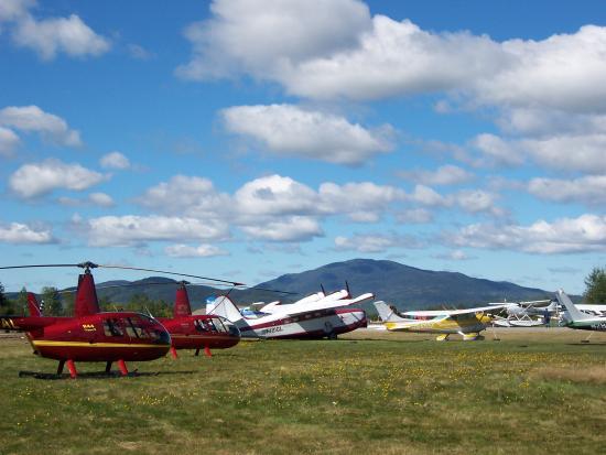 กรีนวิลล์, เมน: Seaplane Fly-In Weekend