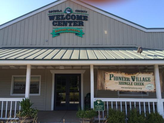 Kissimmee, Flórida: Front of building