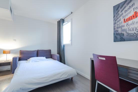 Hevea appart hotel valence frankrijk foto 39 s reviews for Appart hotel valence