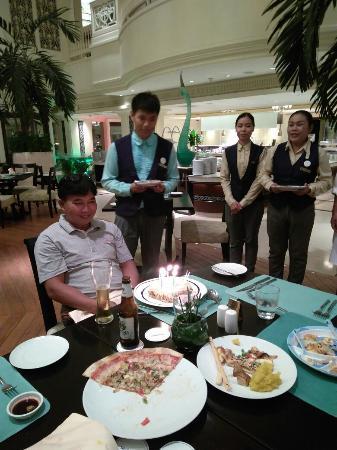 The Restaurant at Dusit Thani Hua Hin Hotel: IMG_20160516_200833_large.jpg