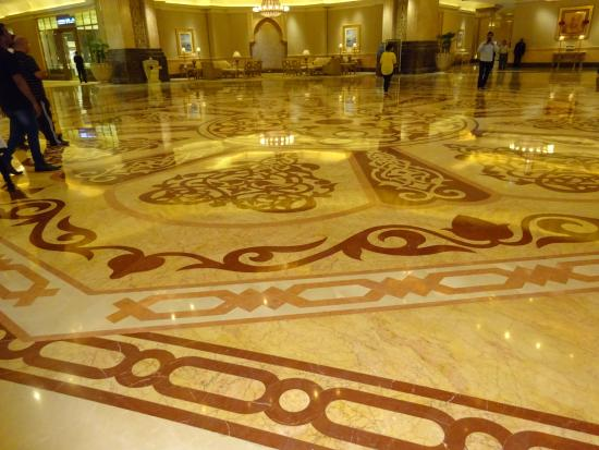 Beautiful Marble Floors beautiful marble floors - picture of emirates palace, abu dhabi