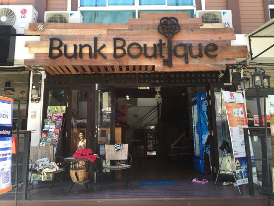 Bunk boutique hostel chiangmai updated 2018 prices for Boutique hostel