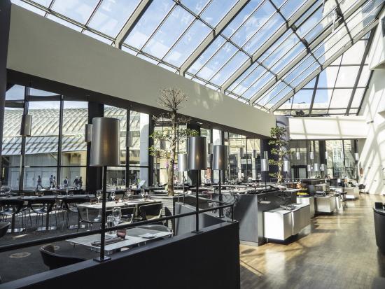 De Lobby Photo De Novotel Paris Les Halles Paris