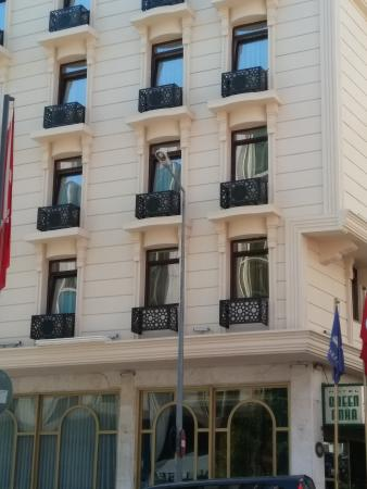 Green Anka Hotel : yeni yüz