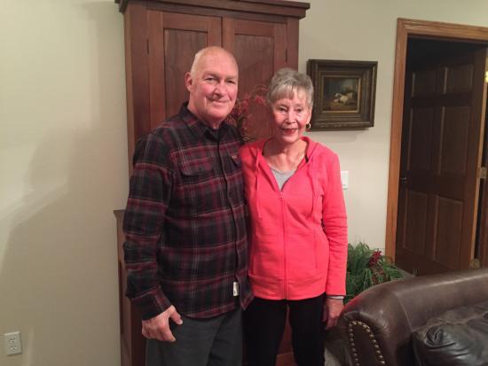 Mama's Style Kitchen: Judy & Ben Murphy