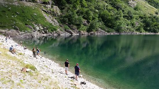 Lago Delle Rovine