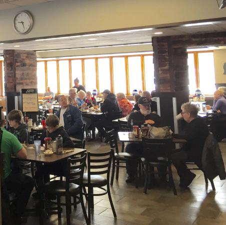 Byron Center, MI: 76th Street Truck Stop Diner