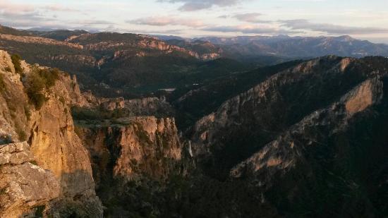 Cascadas de la Osera y Chorrogil