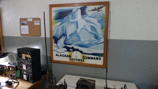 Kodiak, AK: Museum Display