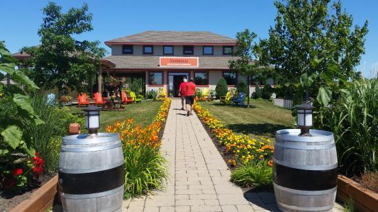 Wellington, Canadá: Sandbanks Estate Winery