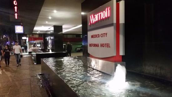 Mexico City Marriott Reforma Hotel Aufnahme
