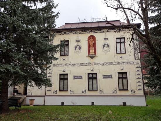 Banska Bystrica, Eslovaquia: Wonderful villa
