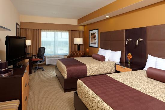 Best Western PREMIER Bryan College Station: Double Queen Guest Room