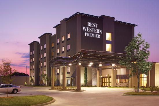Best Western PREMIER Bryan College Station: Exterior Night