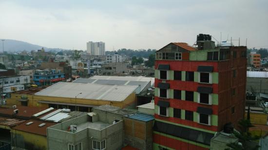 Brasilia: Vista desde el quinto piso !!!