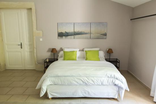 Colonzelle, France : La chambre Galet