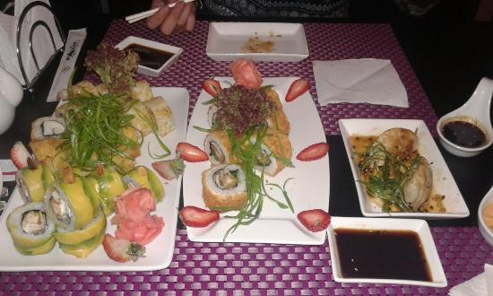 Kitsune Sushi & Wok