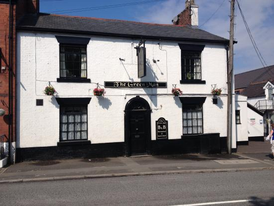 The Green Man Guesthouse : The green man