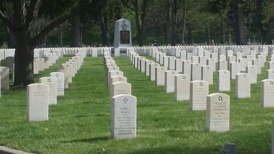 Woodlawn National Cemetery