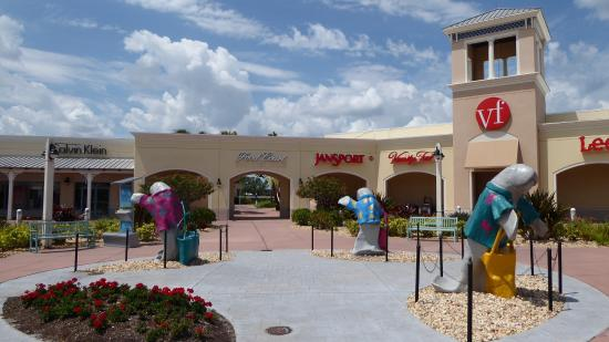 Ellenton Premium Outlets is located in Ellenton, Florida and offers stores - Scroll down for Ellenton Premium Outlets outlet shopping information: store list, locations, outlet mall hours 3/5(4).